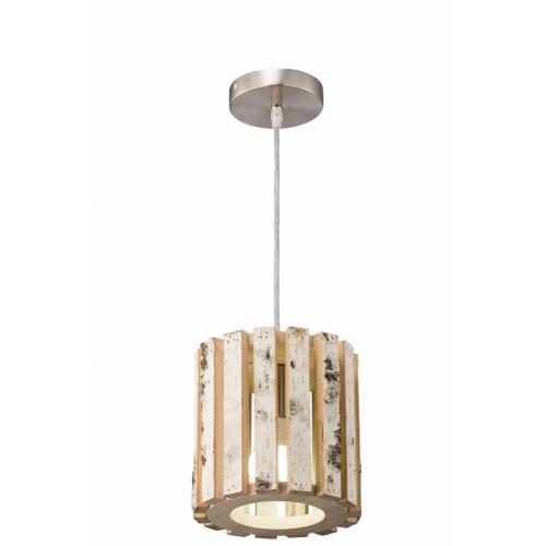 Varaluz Lighting 276M01 Woody - One Light Mini Pendant