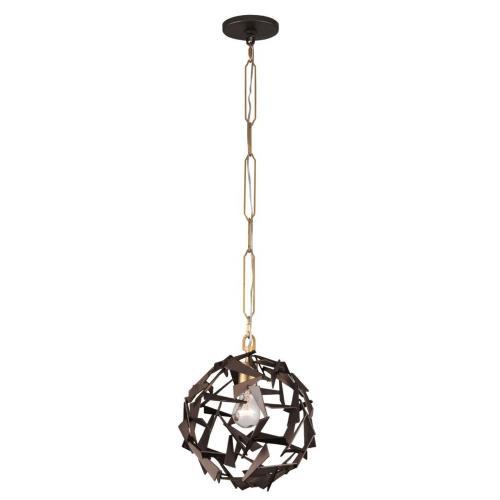 Varaluz Lighting 286P01 Bermuda - One Light Orb Pendant
