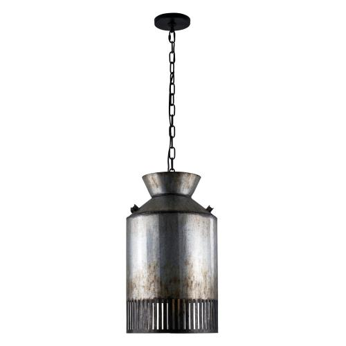 Varaluz Lighting 335P01OG Hickory Lane - One Light Pendant