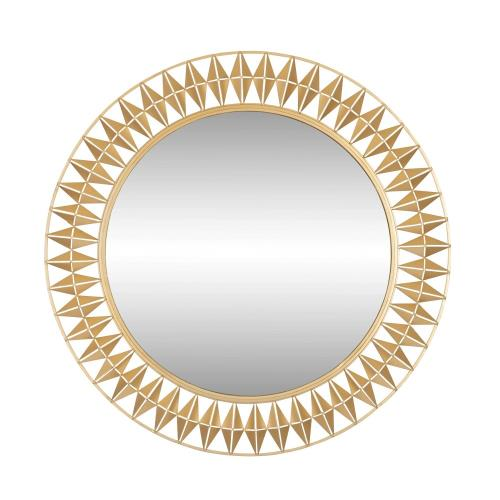 Varaluz Lighting 342A01 Forever - 30 Inch Round Mirror