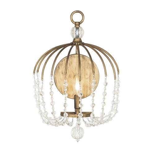 Varaluz Lighting 343W01 Voliere - 1 Light Wall Sconce