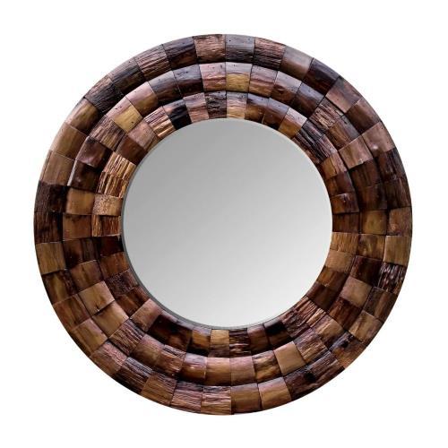 Varaluz Lighting 405A10 Wine Country - 36 Inch Circular Mirror