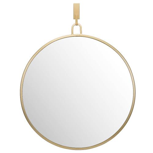 Varaluz Lighting 407A01 Stopwatch - 30 Inch Round Accent Mirror