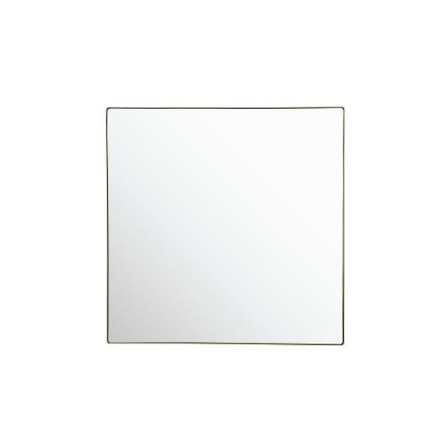 Varaluz Lighting 407A06 Kye - 40x40 Inch Rounded Square Wall Mirror
