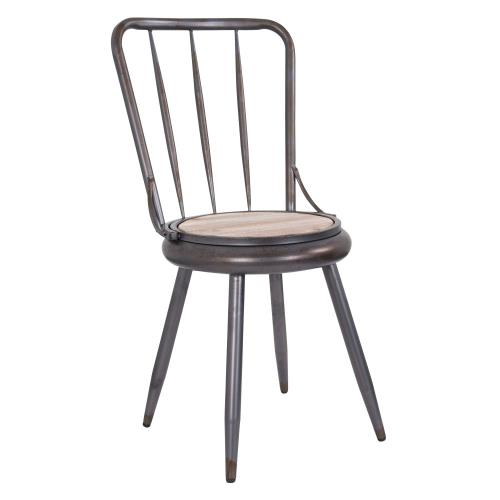 Varaluz Lighting 4FSE0101 Convertible Dining Chair/Stool