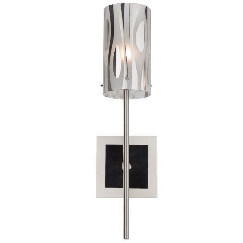 Varaluz Lighting AC1071 Chroman Empire - One Light Wall Sconce