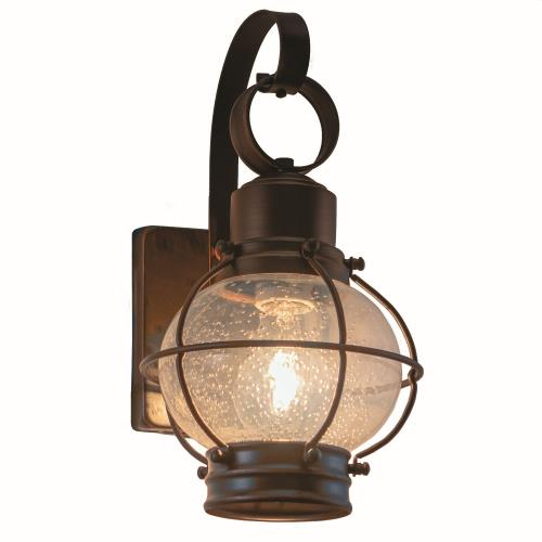 Vaxcel OW21861 Chatham - 12 Inch 1 Light Outdoor Wall Lantern