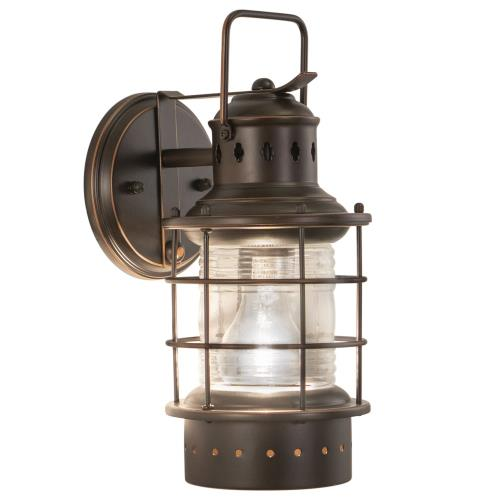 Vaxcel OW37051 Hyannis - 1 Light Outdoor Wall Lantern