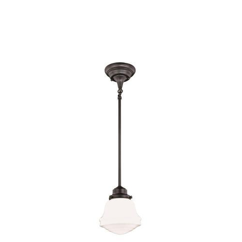 Vaxcel P0241 Huntley - One Light Mini Pendant