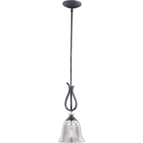Vaxcel P0297 Seville - One Light Mini Pendant