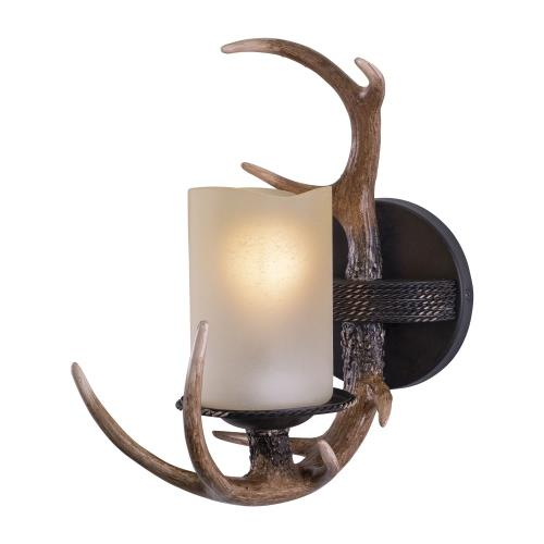 Vaxcel W0032 Yoho - One Light Wall Sconce