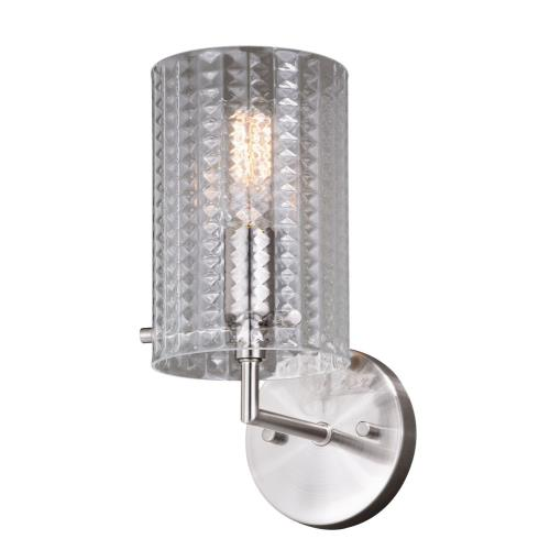 Vaxcel W0278 Ella - One Light Wall Sconce