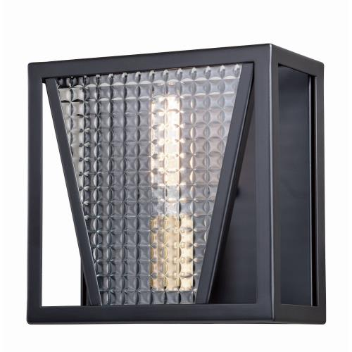 Vaxcel W0321 Oslo - One Light Wall Sconce