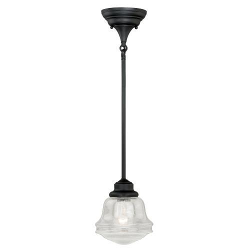 Vaxcel P0153 Huntley - One Light Mini Pendant