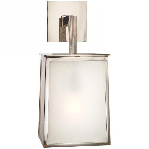 Visual Comfort BBL 2072PN-FG Ojai - 1 Light Large Wall Sconce