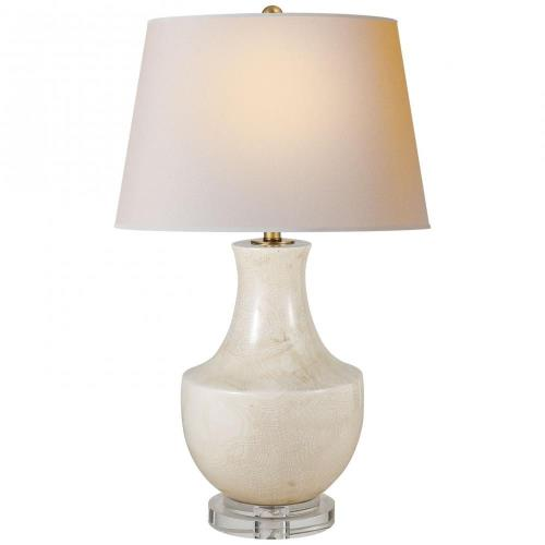 Visual Comfort CHA 864 Arc Pot - 1 Light Table Lamp
