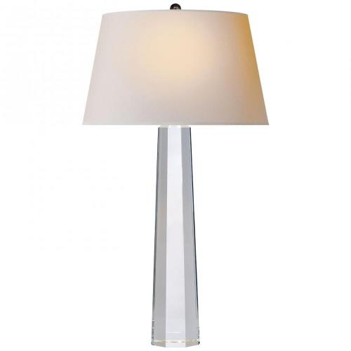 Visual Comfort CHA 8951 Fluted Spire - 1 Light Spire Large Table Lamp