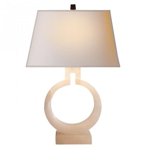 Visual Comfort CHA 8969 Ring - 1 Light Small Table Lamp