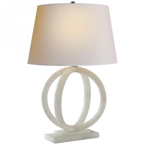 Visual Comfort CHA 8974ALB-NP Quattro - 1 Light Table Lamp