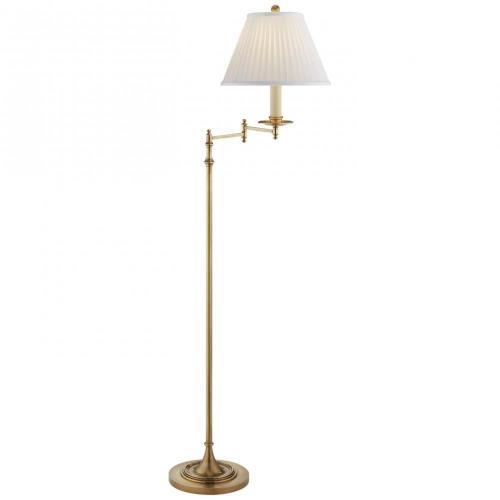Visual Comfort CHA 9121 Dorchester - 1 Light Swing Arm Floor Lamp