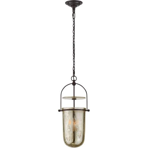 Visual Comfort CHC 2298 Lorford - 3 Light Outdoor Tall Smoke Bell Hanging Lantern