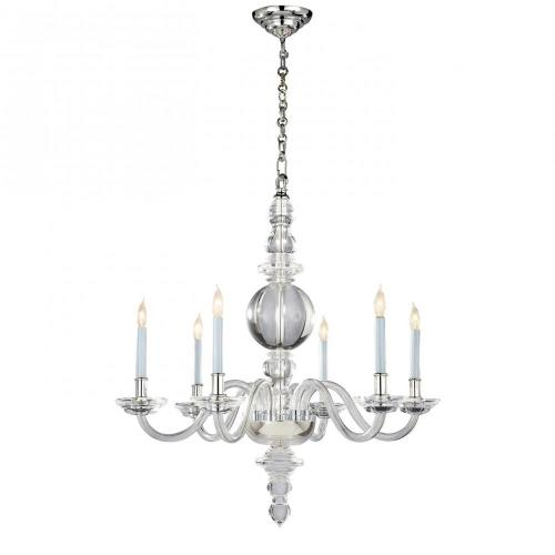 Visual Comfort CHC 1154 George - 6 Light Large Chandelier