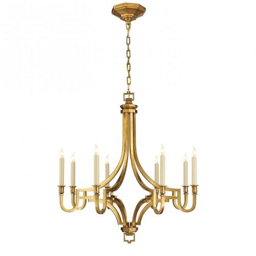 Visual Comfort CHC 1561 Mykonos - 8 Light Small Chandelier