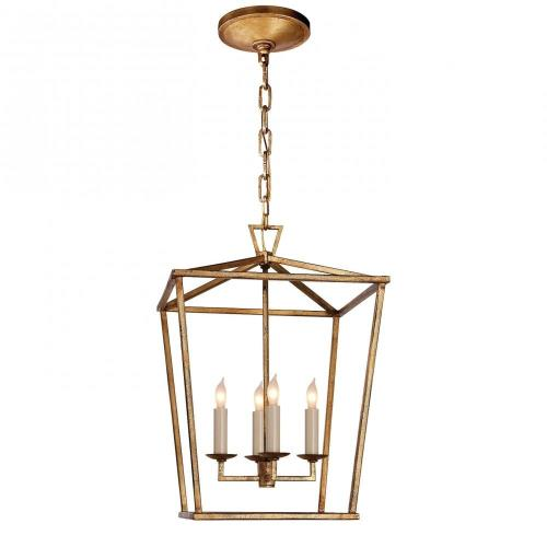 Visual Comfort CHC 2164 Darlana - 4 Light Small Foyer Lantern
