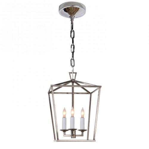 Visual Comfort CHC 2175 Darlana - 3 Light Mini Foyer Lantern