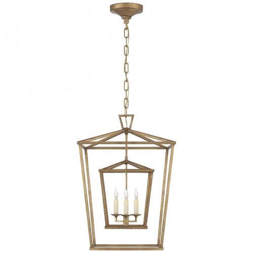 Visual Comfort CHC 2178 Darlana - 3 Light Medium Double Cage Lantern