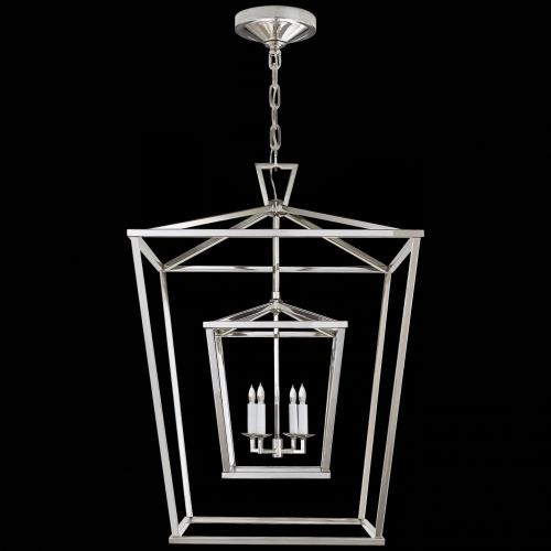 Visual Comfort CHC 2179 Darlana - 4 Light Large Double Cage Lantern