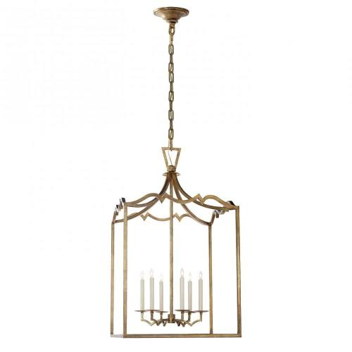 Visual Comfort CHC 2182 Darlana - 6 Light Large Fancy Lantern