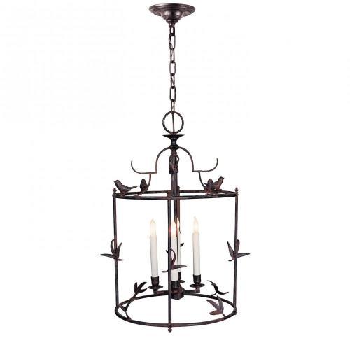 Visual Comfort CHC 3108 Diego - 4 Light Grande Classical Perching Bird Lantern