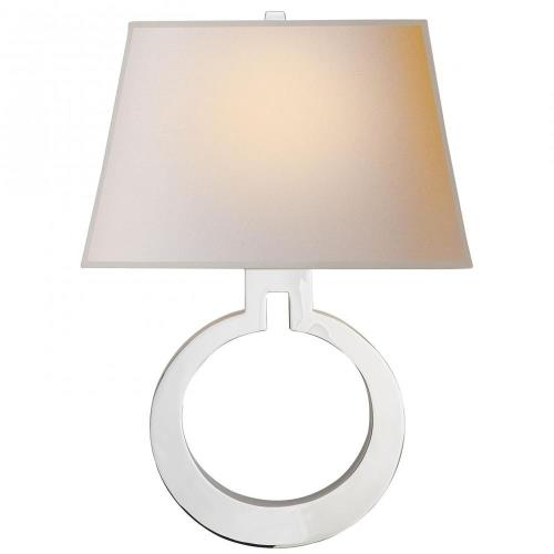 Visual Comfort CHD 2970 Ring - 1 Light Large Wall Sconce