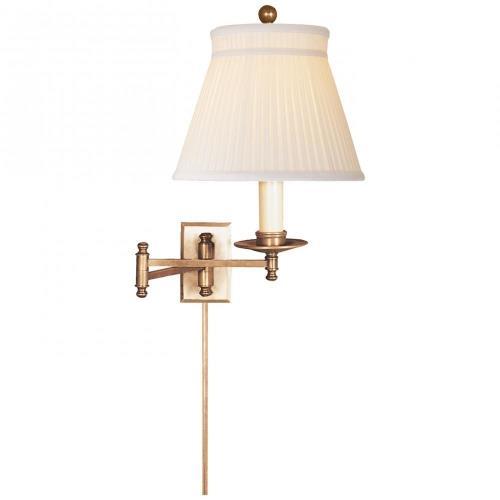 Visual Comfort CHD 5101 Dorchester - 1 Light Swing Arm Wall Sconce