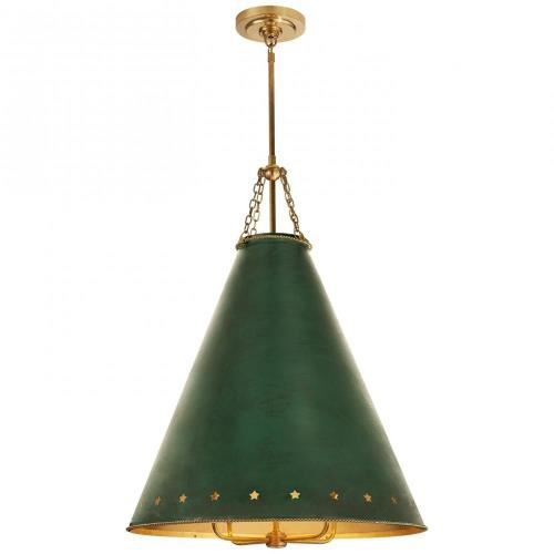 Visual Comfort CS 5301 Hadley - 4 Light Medium Pendant