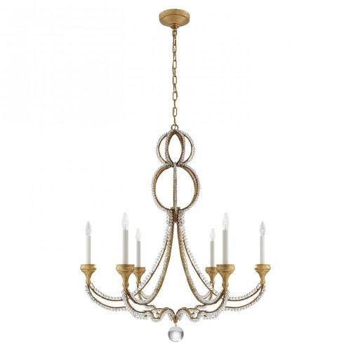 Visual Comfort NW 5031 Milan - 6 Light Large Chandelier