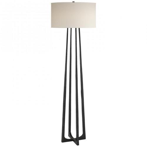 Visual Comfort S 1513AI-PL Scala - 1 Light large Floor Lamp