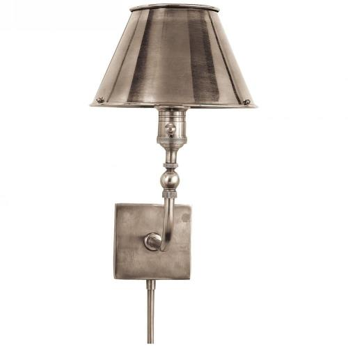 Visual Comfort S 2650 Swivel Head - 1 Light Wall Sconce