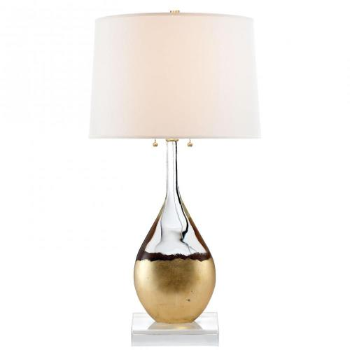 Visual Comfort SK 3905CG-S Sculptural - 2 Light Table Lamp