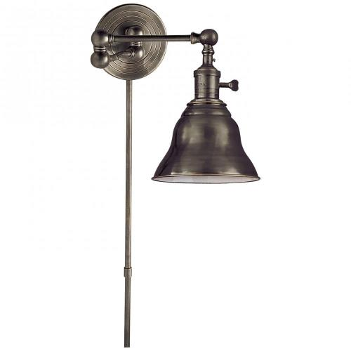Visual Comfort SL 2920 Boston - 1 Light Swing Arm Wall Sconce