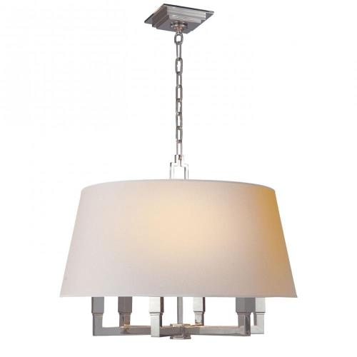 Visual Comfort SL 5820 Square Tube - 6 Light Chandelier