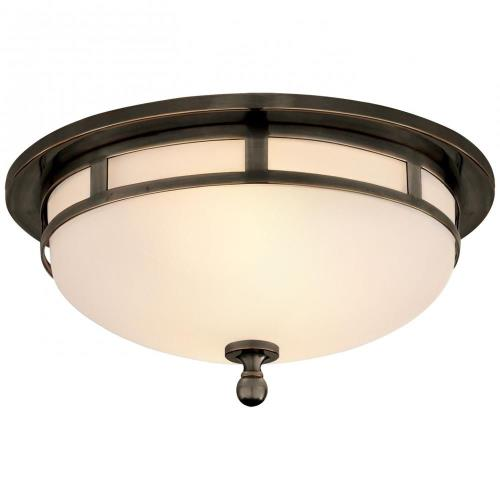 Visual Comfort SS 4010T Openwork - 2 Light Small Flush Mount