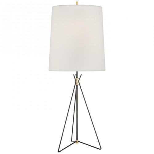Visual Comfort TOB 3390AI/HAB-L Tavares - 1 Light Large Table Lamp