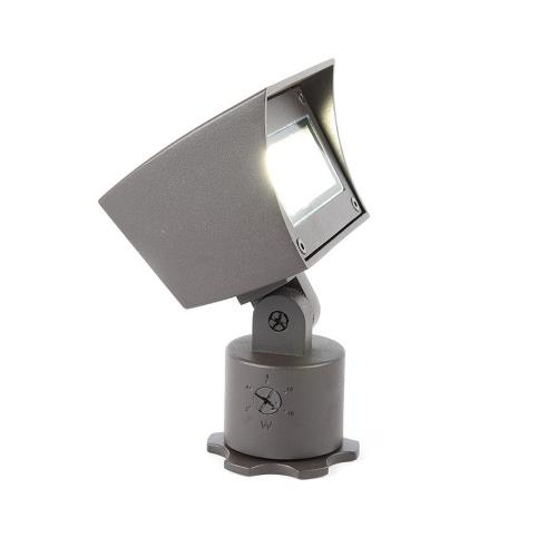 WAC Lighting 5021 12V 2700K 16W 1 LED Flood Light-3.75 Inches Wide by 6.13 Inches High