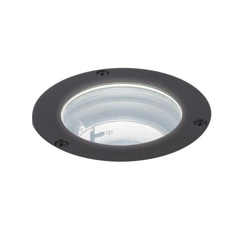 WAC Lighting 5032-30 6.25 Inch 120V 3000K 11.5W 1 LED Inground Well Light