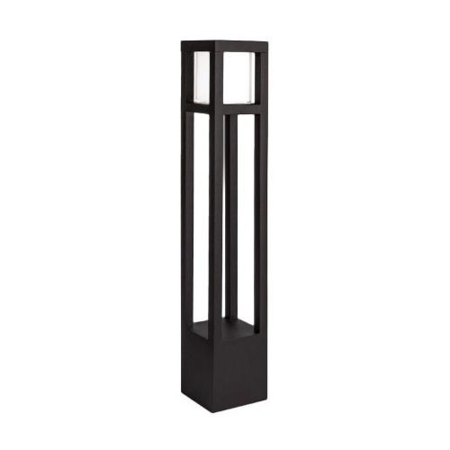WAC Lighting 6623-27 Tower-277V 10.5W 2700K 1 LED Bollard in Contemporary Style-5 Inches Wide by 30 Inches High