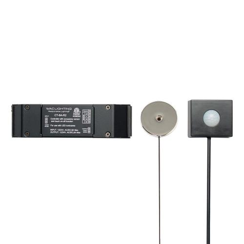 WAC Lighting CT-6A-R2 Accessory - 216 Inch Touch Panel Control with Occupancy Sensor