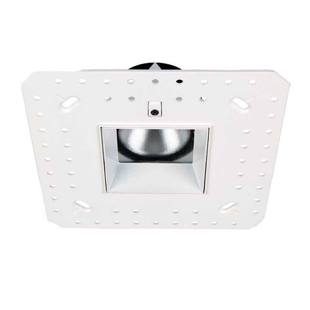 Wac Lighting R2asdl F835 Aether 2 Inch 15w 3500k 85cri 40 Degree 1 Led Square Invisible Trim With Led Light Engine