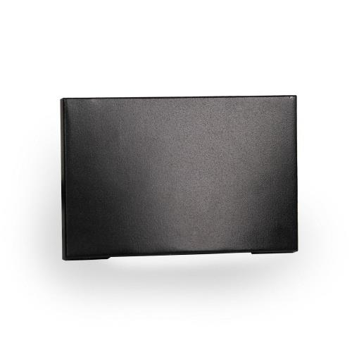 WAC Lighting WL-LED110F-C 5 Inch 277V 3.5W 1 LED Horizontal Scoop Step/Wall Light